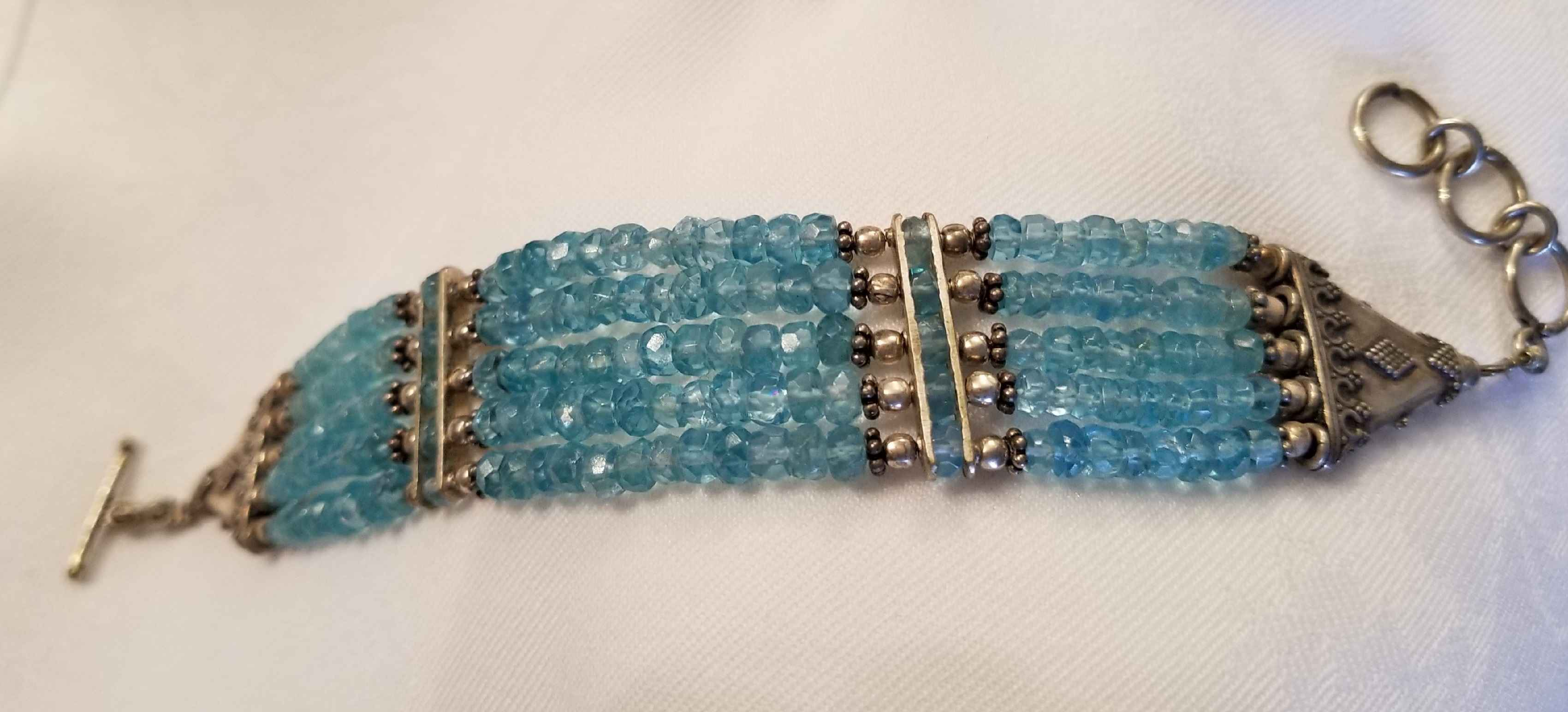 Bracelet - Handcrafte... by  Gallery Pieces - Masterpiece Online