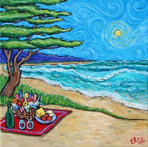 Adventure by the Sea by  Elizabeth Jackson - Masterpiece Online