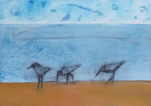 Warm Sandpipers by  Christopher Griffin - Masterpiece Online