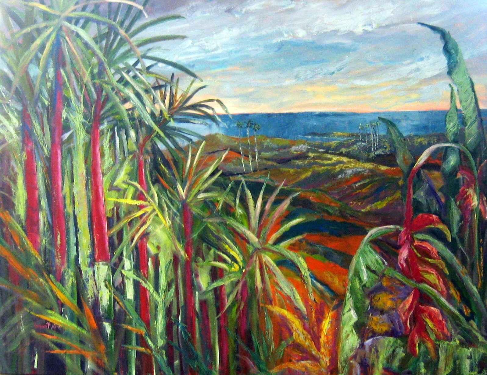 Evening Meditation by Mrs. Susan Mains - Masterpiece Online