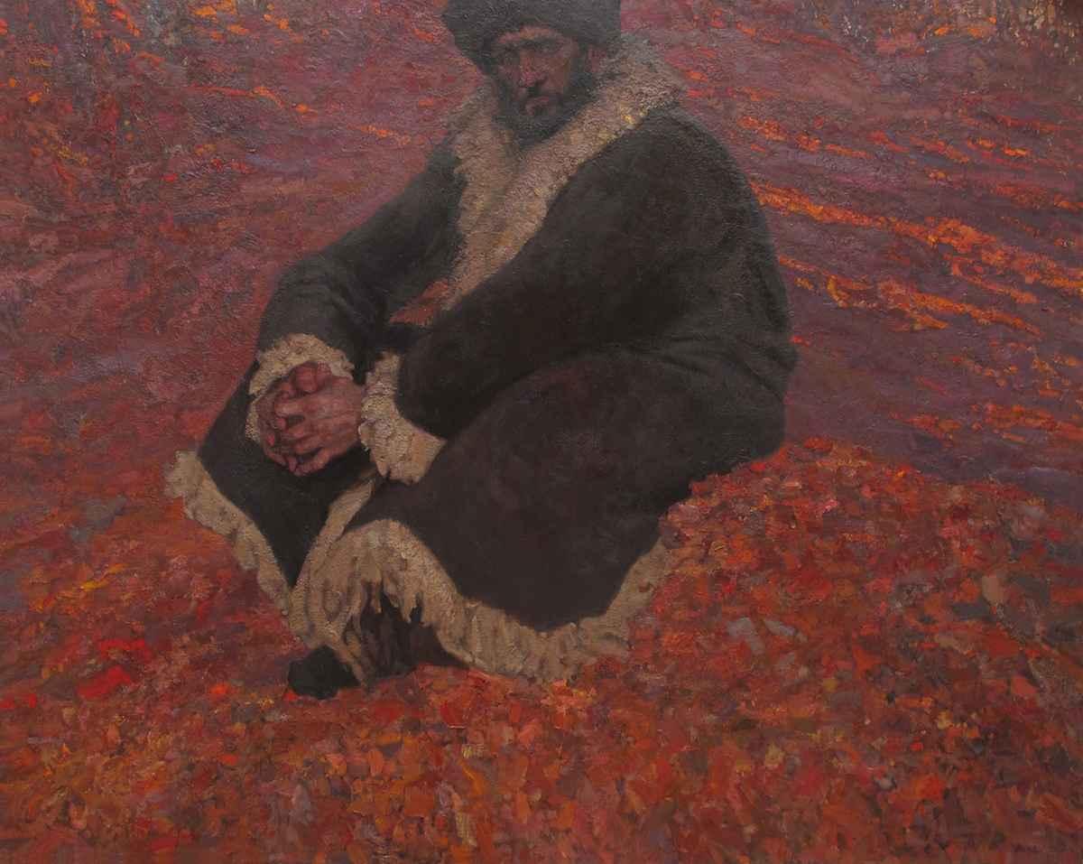 Ghalghai by  Daud Akhriev - Masterpiece Online