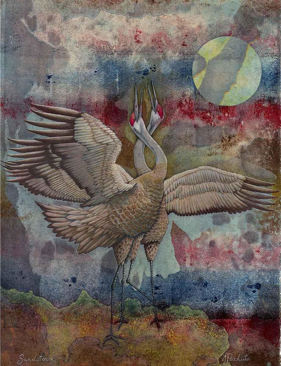 Sandstorm by  Jack Pachuta - Masterpiece Online