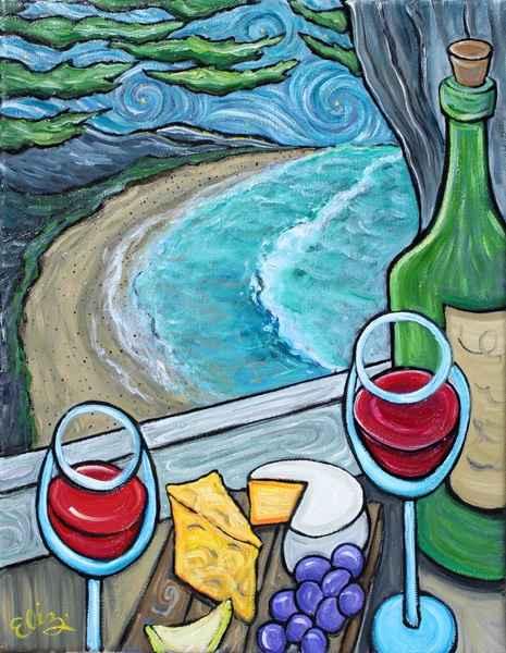Evening by  Elizabeth Jackson - Masterpiece Online