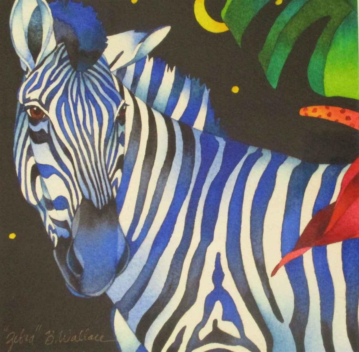Zebra by  Barbara Wallace - Masterpiece Online