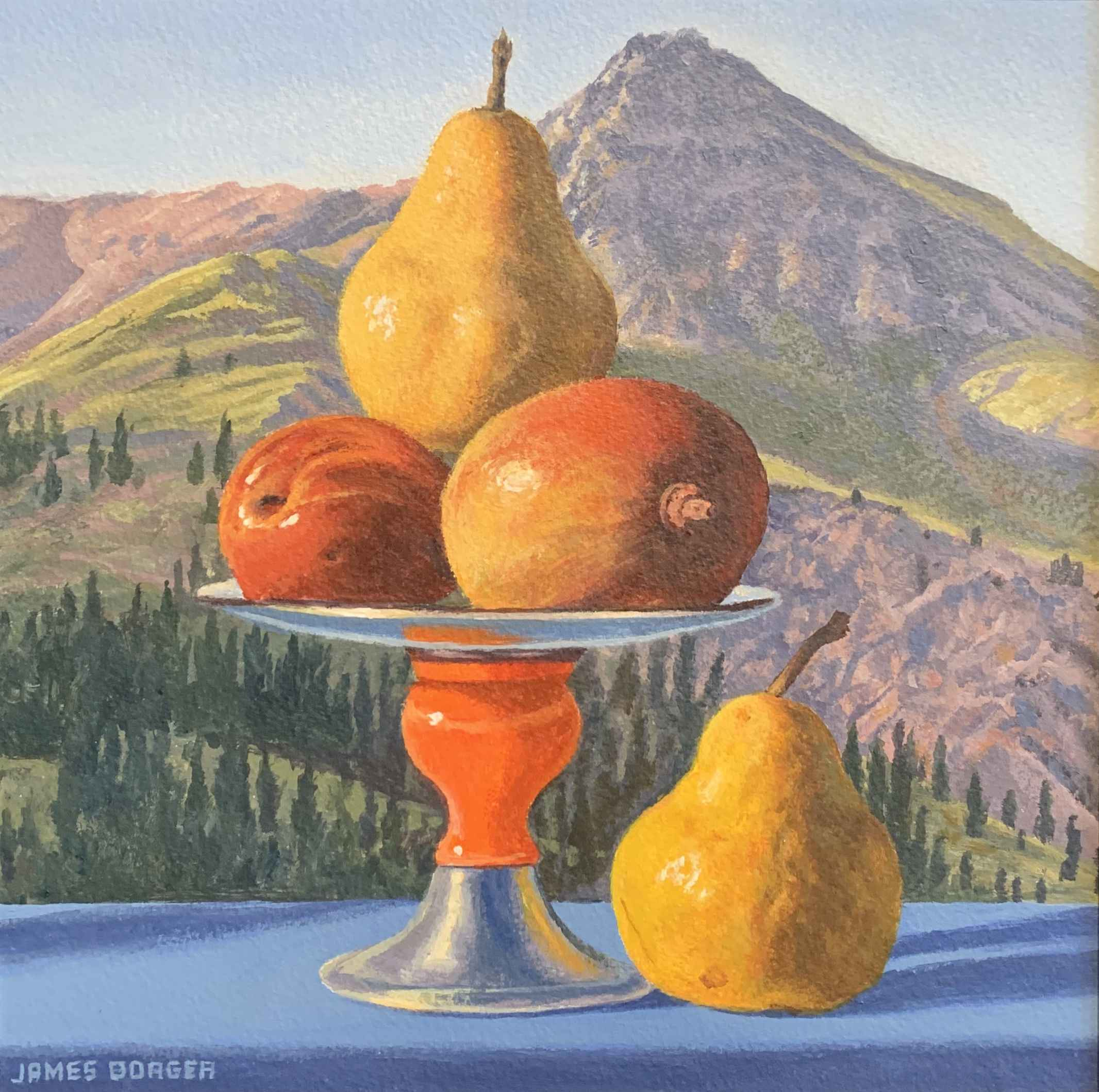 Mountain View by  James Borger - Masterpiece Online
