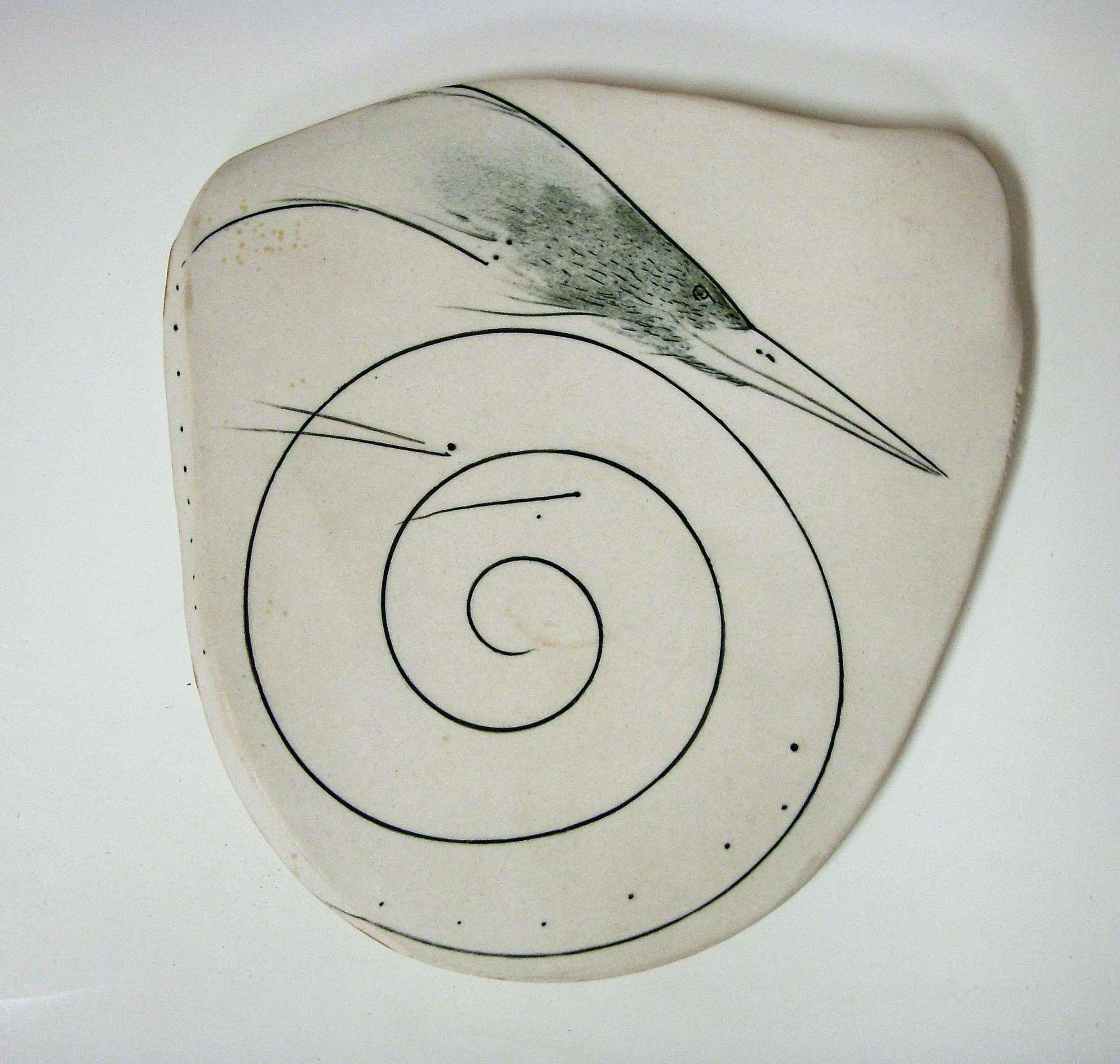 Unknown (ceramic egre... by  Frank Boyden - Masterpiece Online