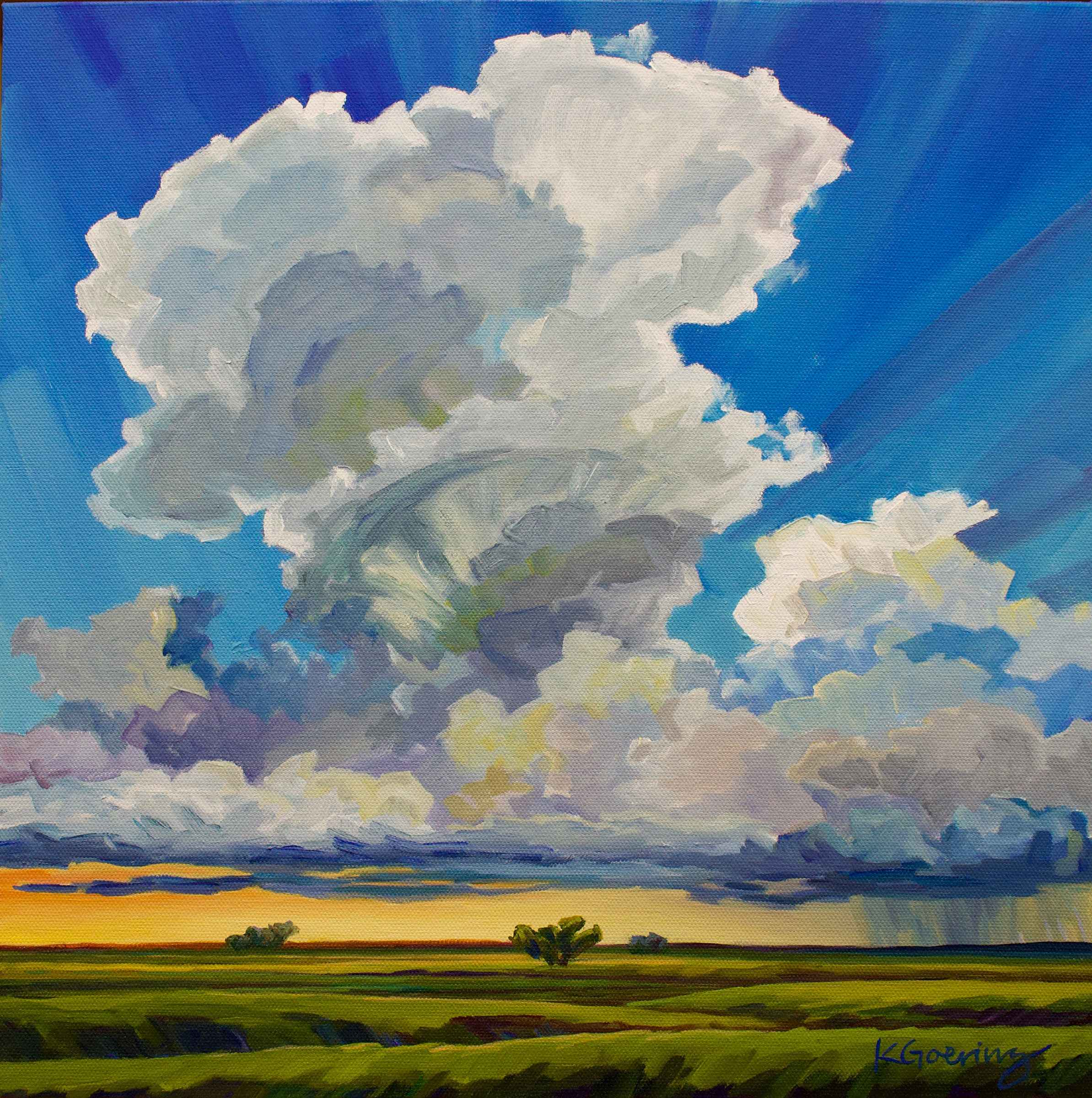 May Sky by  Kristin Goering - Masterpiece Online