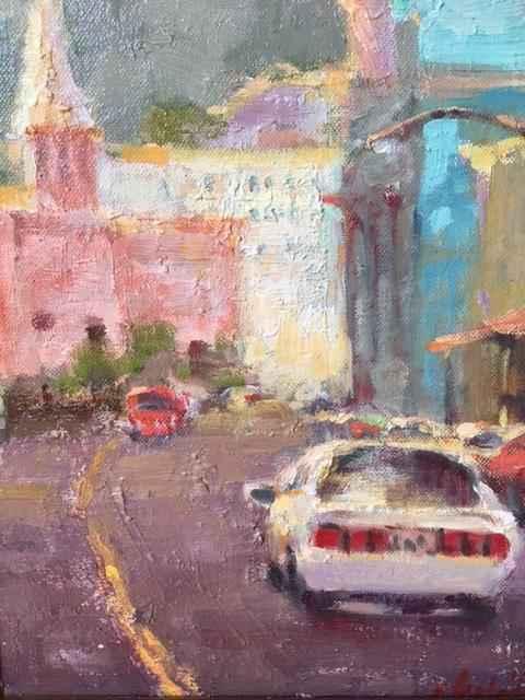 Puerto Rico Boulevard by  Melinda Morrison - Masterpiece Online