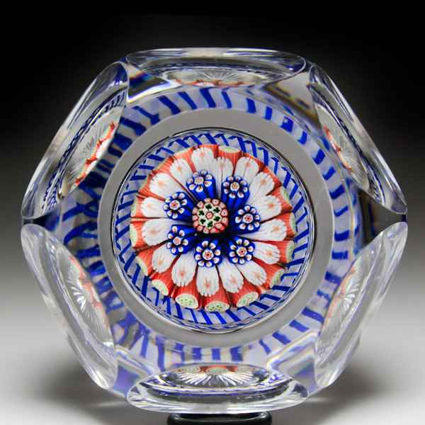 Unusual antique Bacca... by   Baccarat Antique - Masterpiece Online