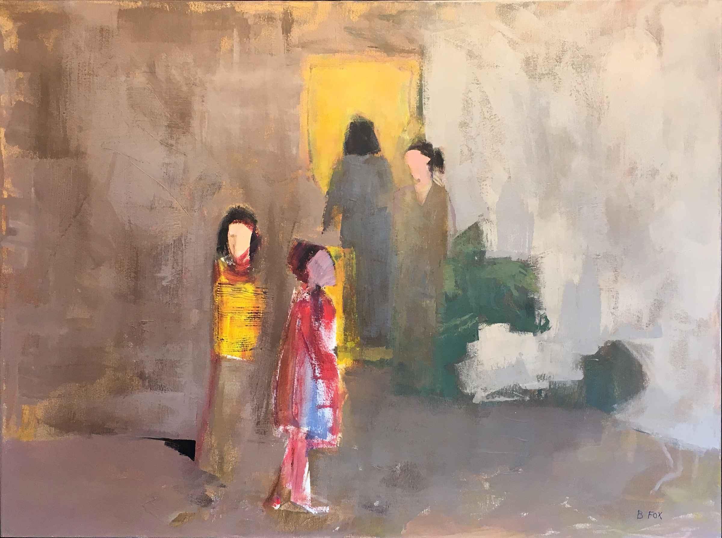 Open Doorway by  Brenda Fox - Masterpiece Online