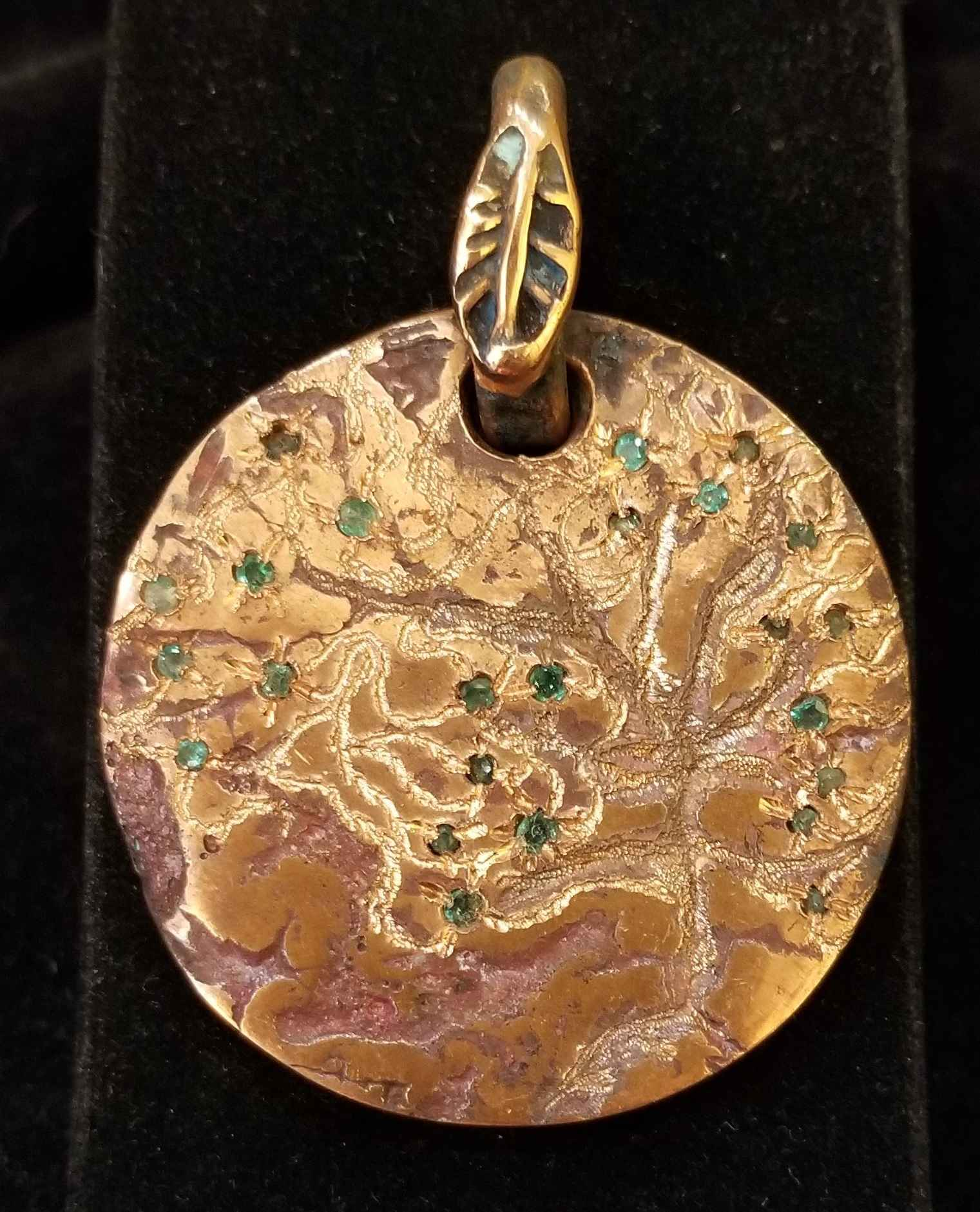 Pendant - Tree of Lif... by  Aziah Poimandres - Masterpiece Online
