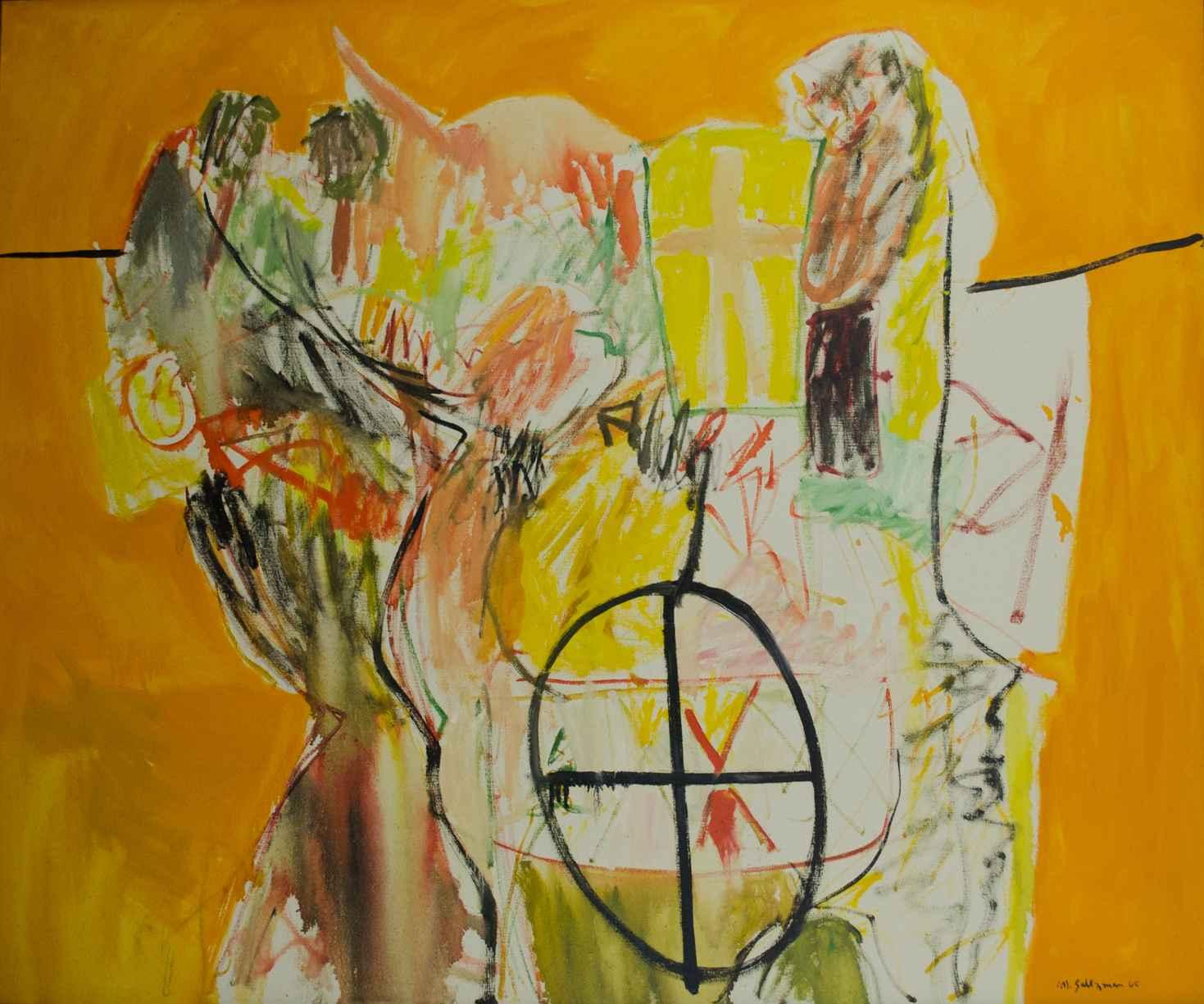 EASTERN OREGON TARGET... by  Marvin Saltzman - Masterpiece Online