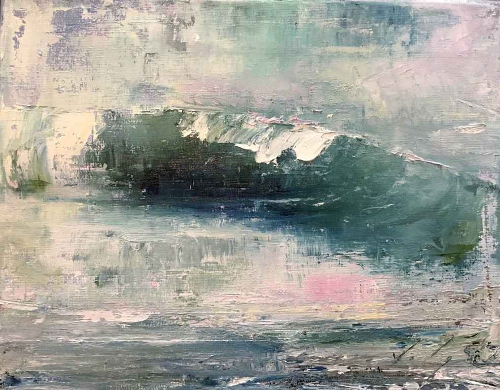 Pearlescent Seas by  Chris Volpe - Masterpiece Online
