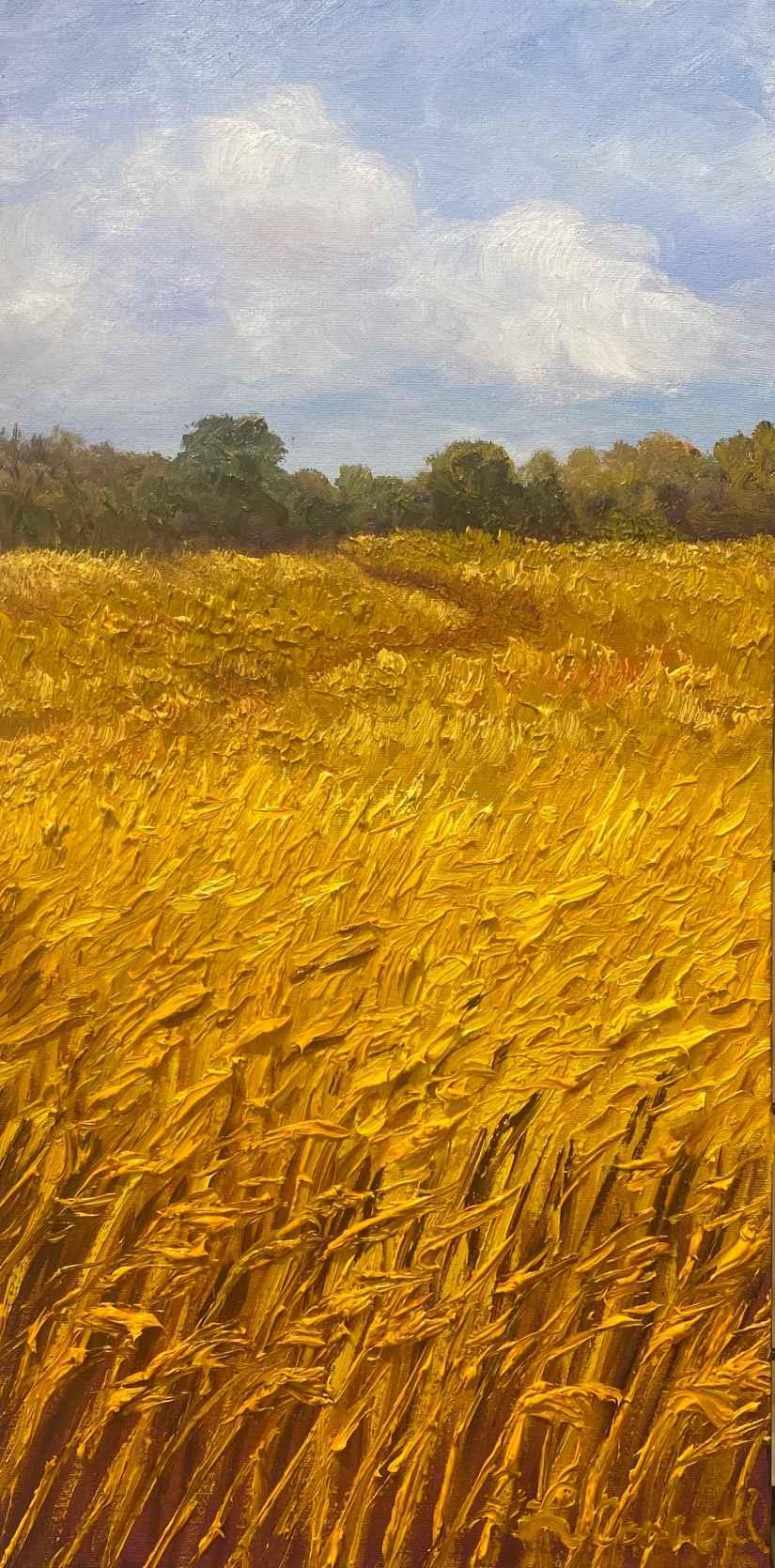 Summer Breeze 1 by Ms Debra Lynn Carroll - Masterpiece Online