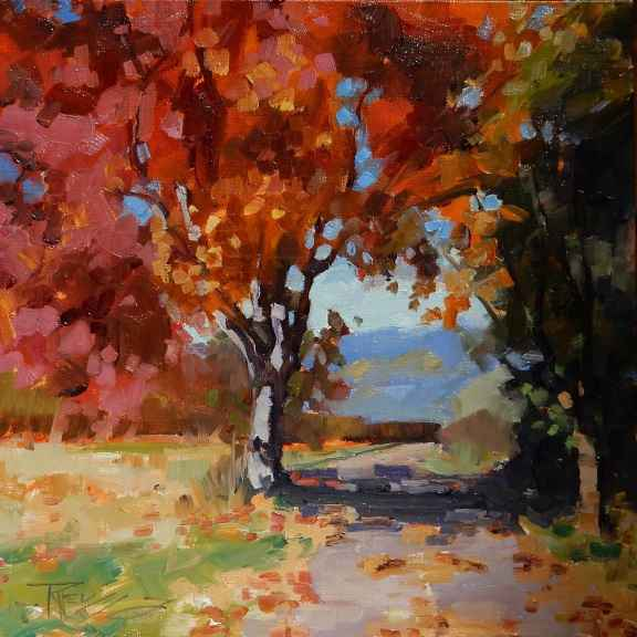 Fall Color by  Robin Weiss - Masterpiece Online