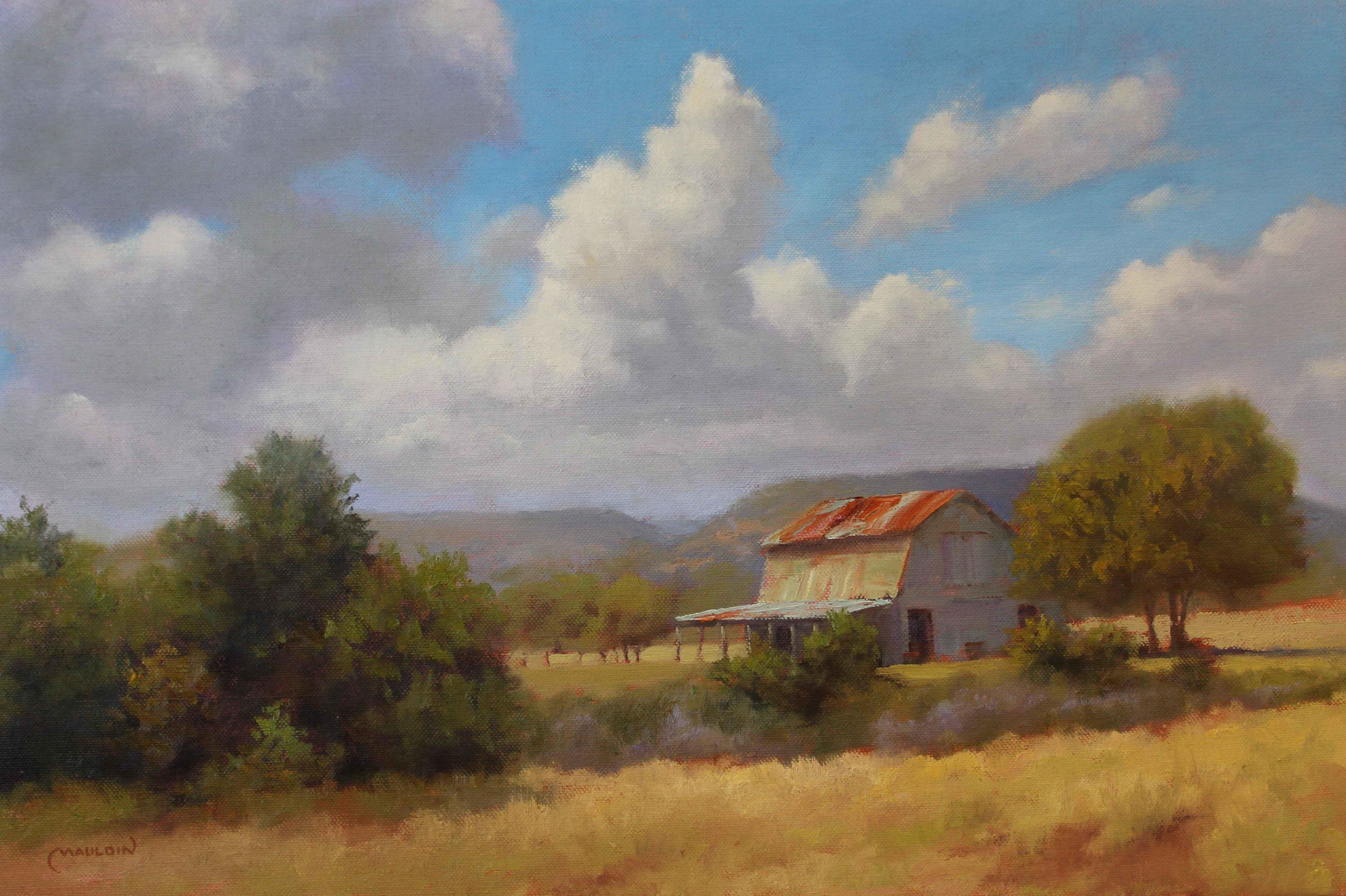 Bring the Rain by  Chuck Mauldin - Masterpiece Online