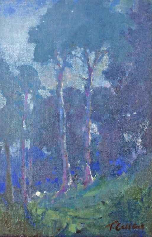 Blue Aspens  by  Tammy Callens
