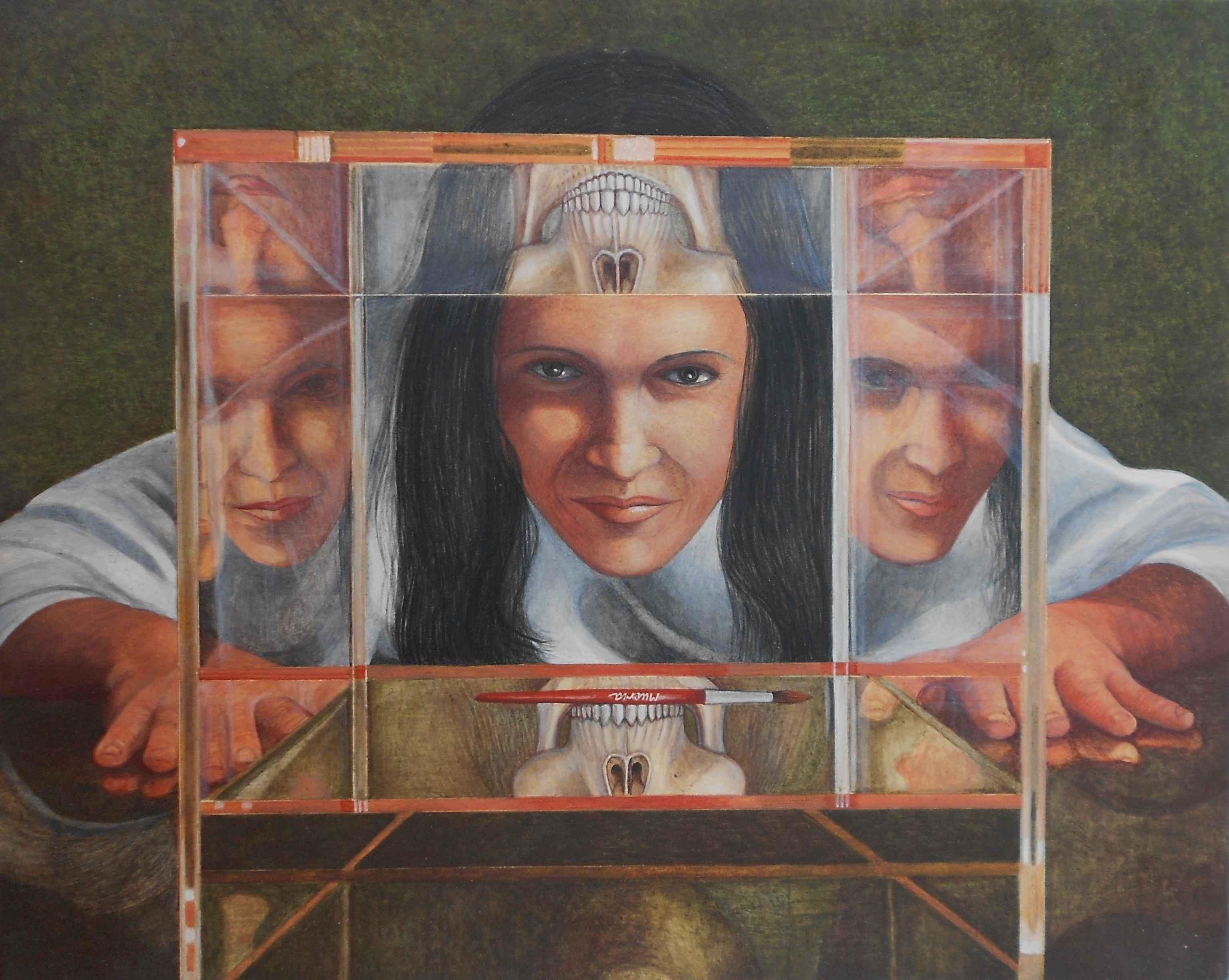 THEY WANT TO CONDEMN ... by Mrs. MARIANELA DE LA HOZ - Masterpiece Online