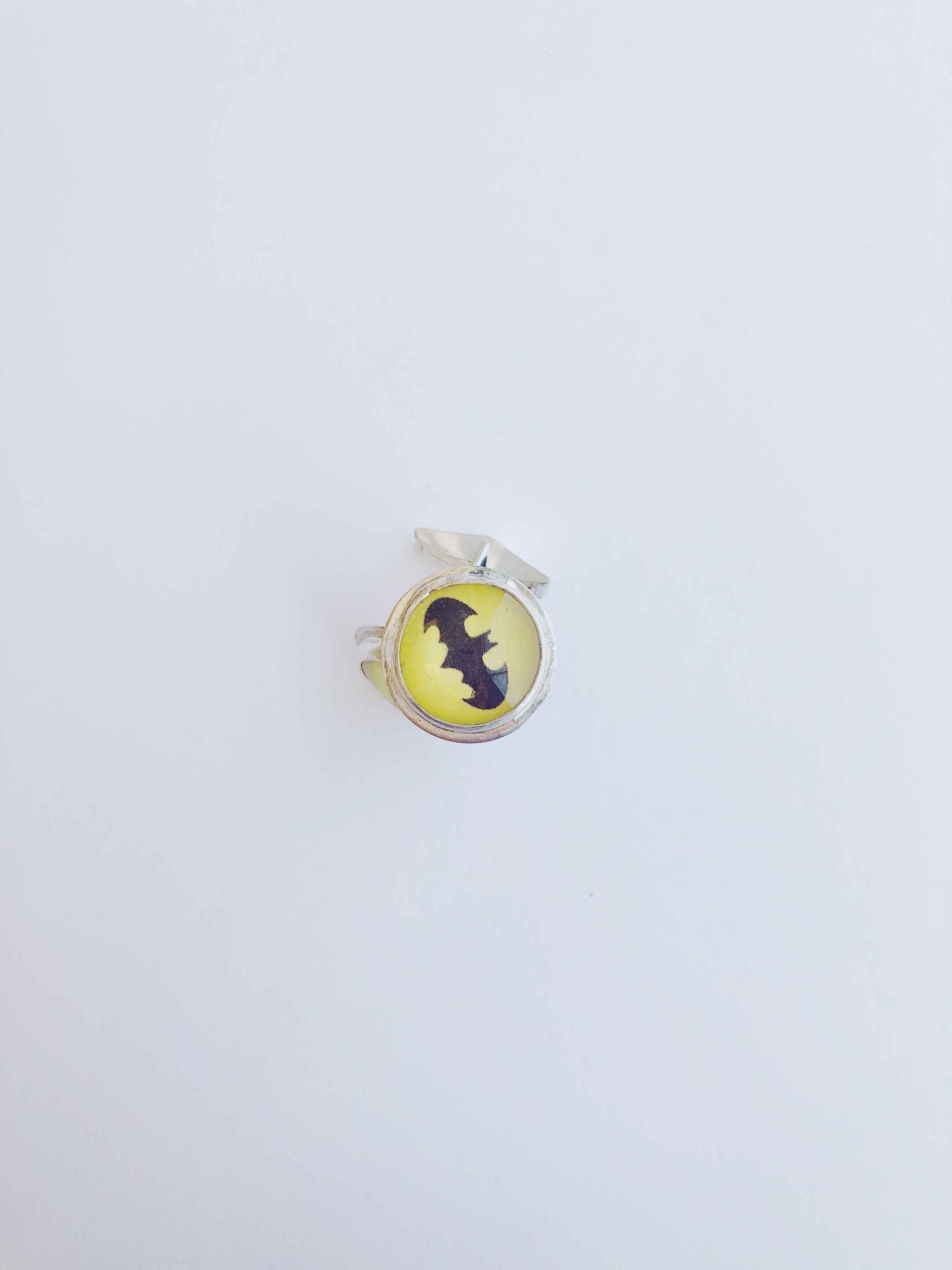 Batman Cufflinks by  Cathy Miller - Masterpiece Online