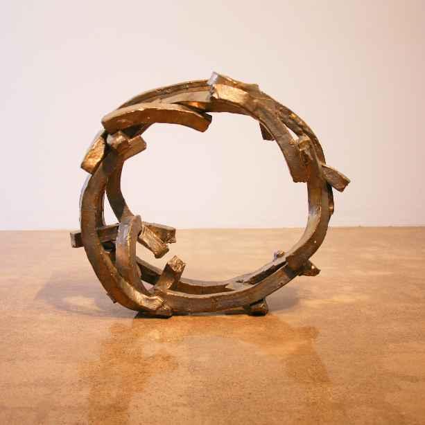 Bronze Hoop II (REESE) by 2017 Brandon & Dawnell Reese - Masterpiece Online