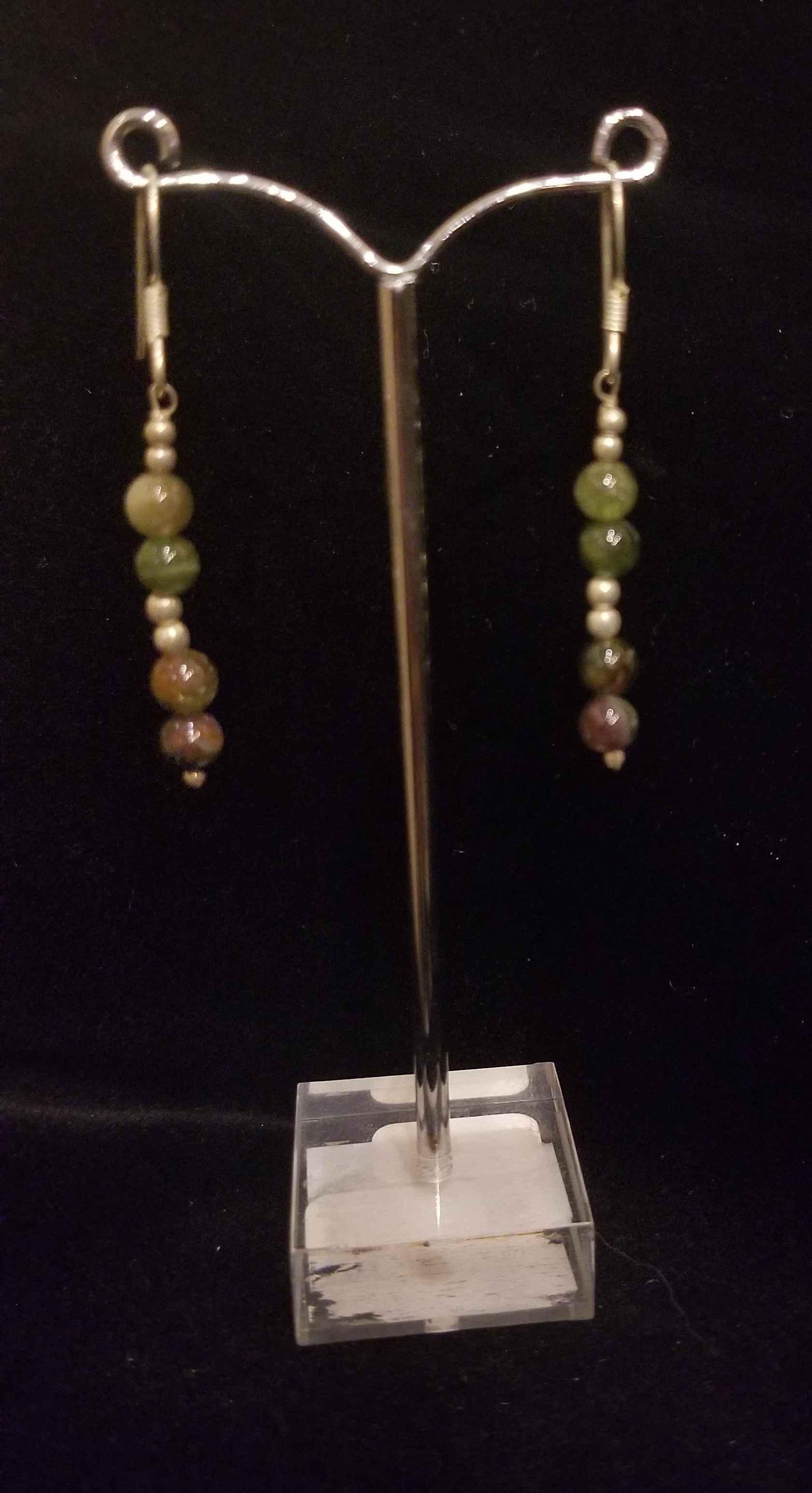 Earrings - Jade by  Gallery Pieces - Masterpiece Online