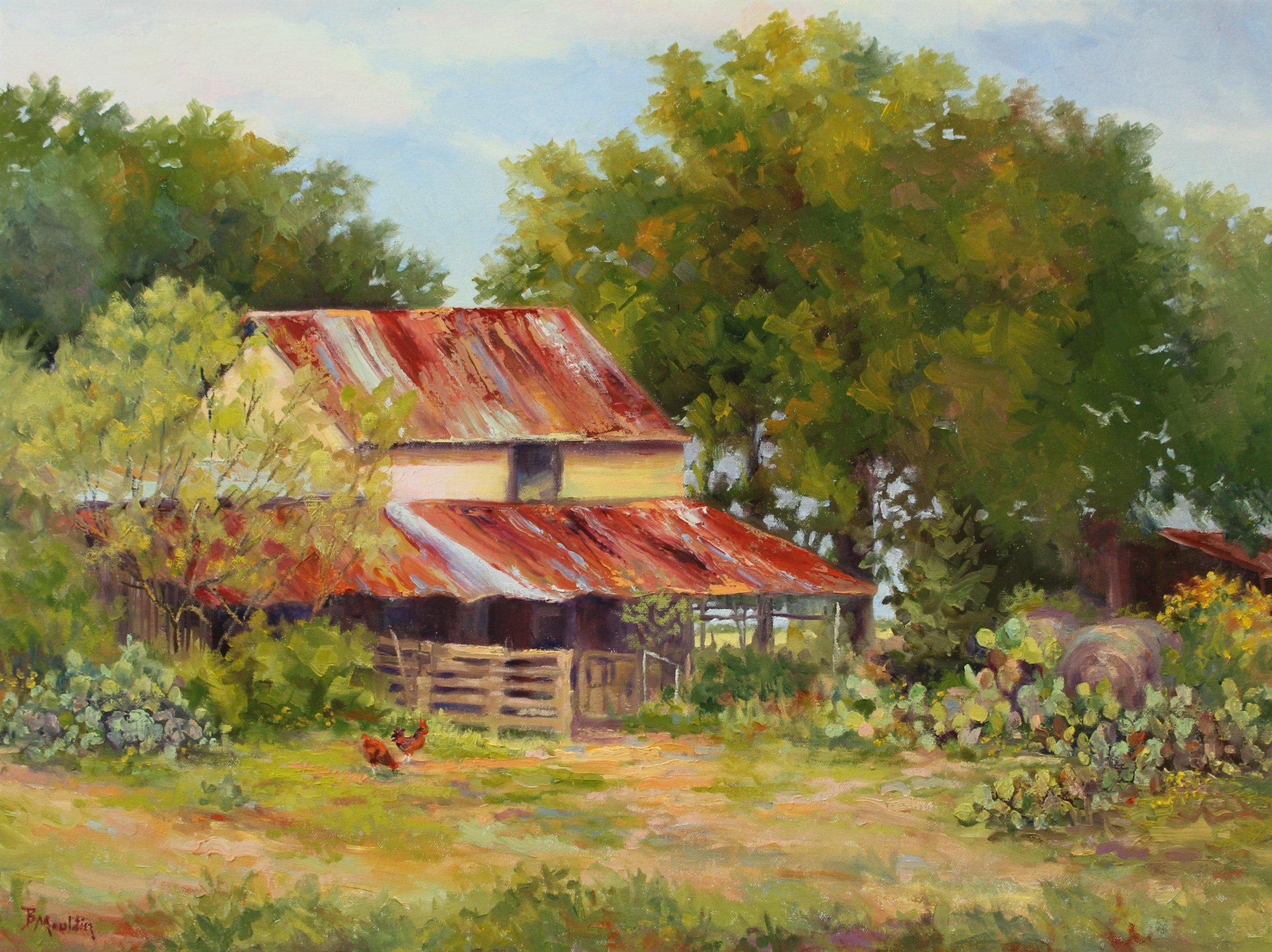 Animal House by  Barbara Mauldin - Masterpiece Online