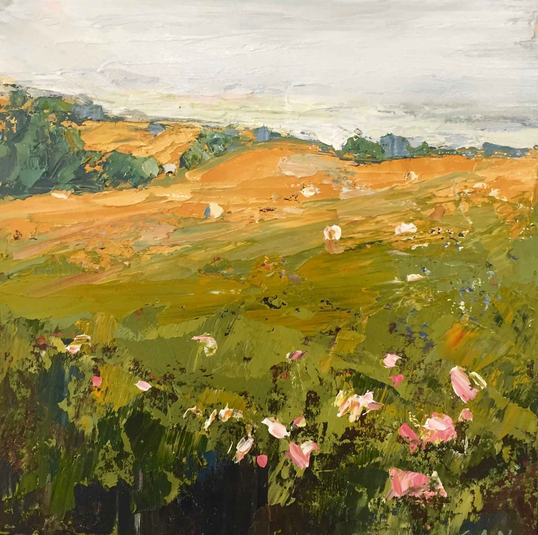 Ten Hill Meadow by  Sue Miller - Masterpiece Online