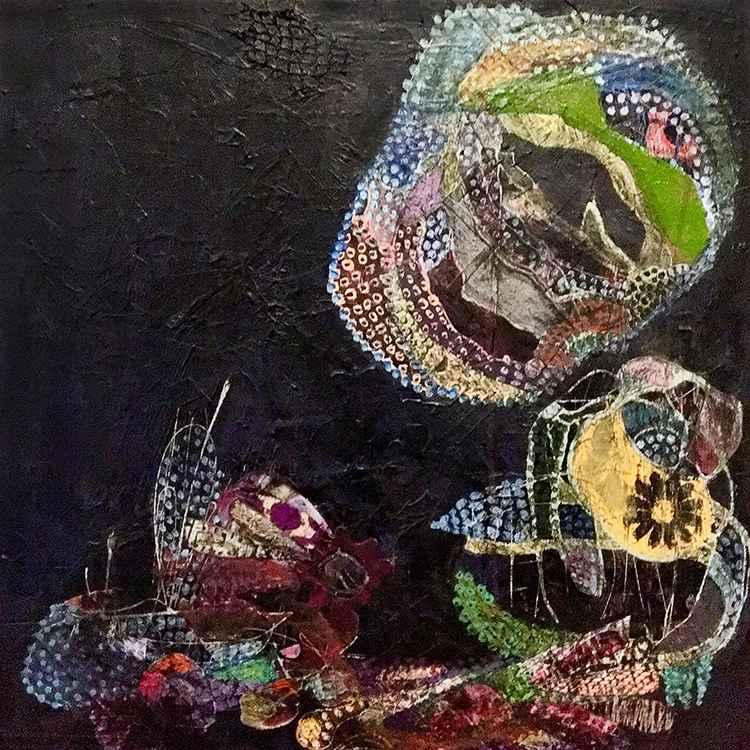 Aboriginal Garden by Mrs. Adrienne Shishko - Masterpiece Online