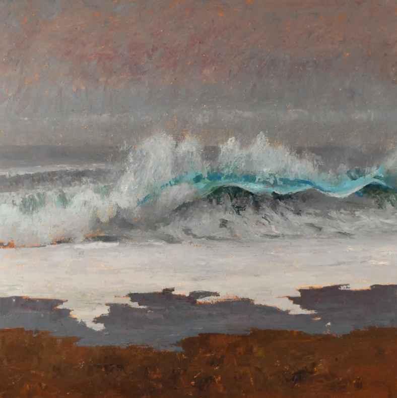 Wave  by  Steven Lee Adams