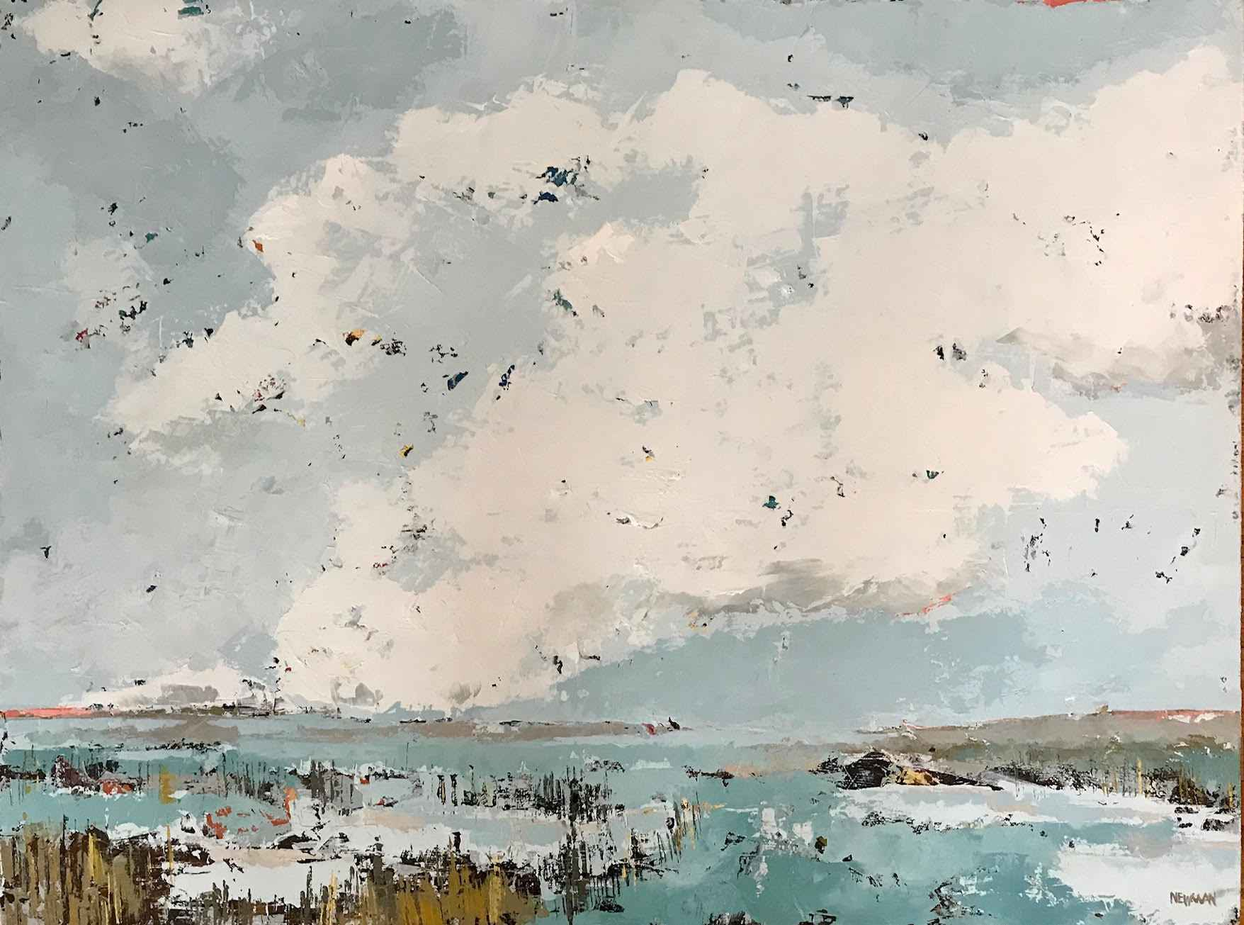 Invisible Horizon by  Marlise Newman - Masterpiece Online