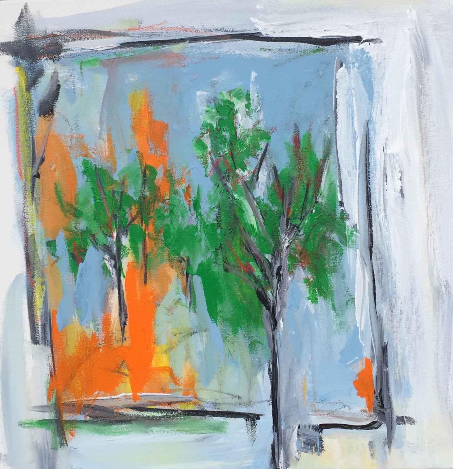 Trees by  Steve Lyons - Masterpiece Online