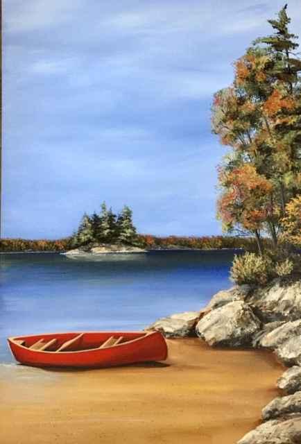 Fall Splendor by  Janet Liesemer - Masterpiece Online