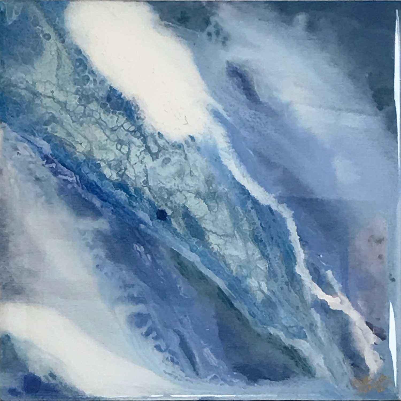 Blues Beach by  Susi Schuele - Masterpiece Online