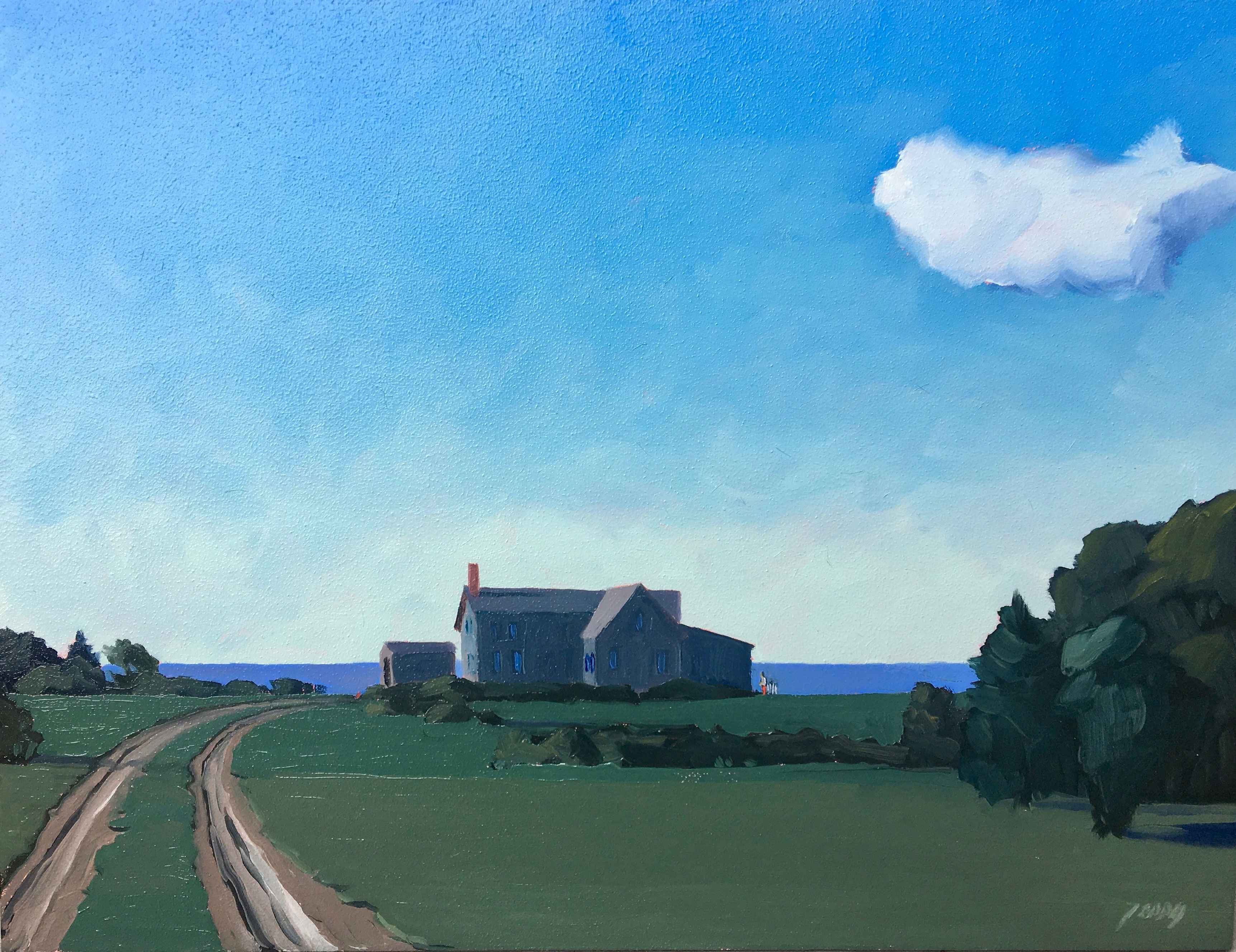 Summer by the Sea by  Scott Terry - Masterpiece Online