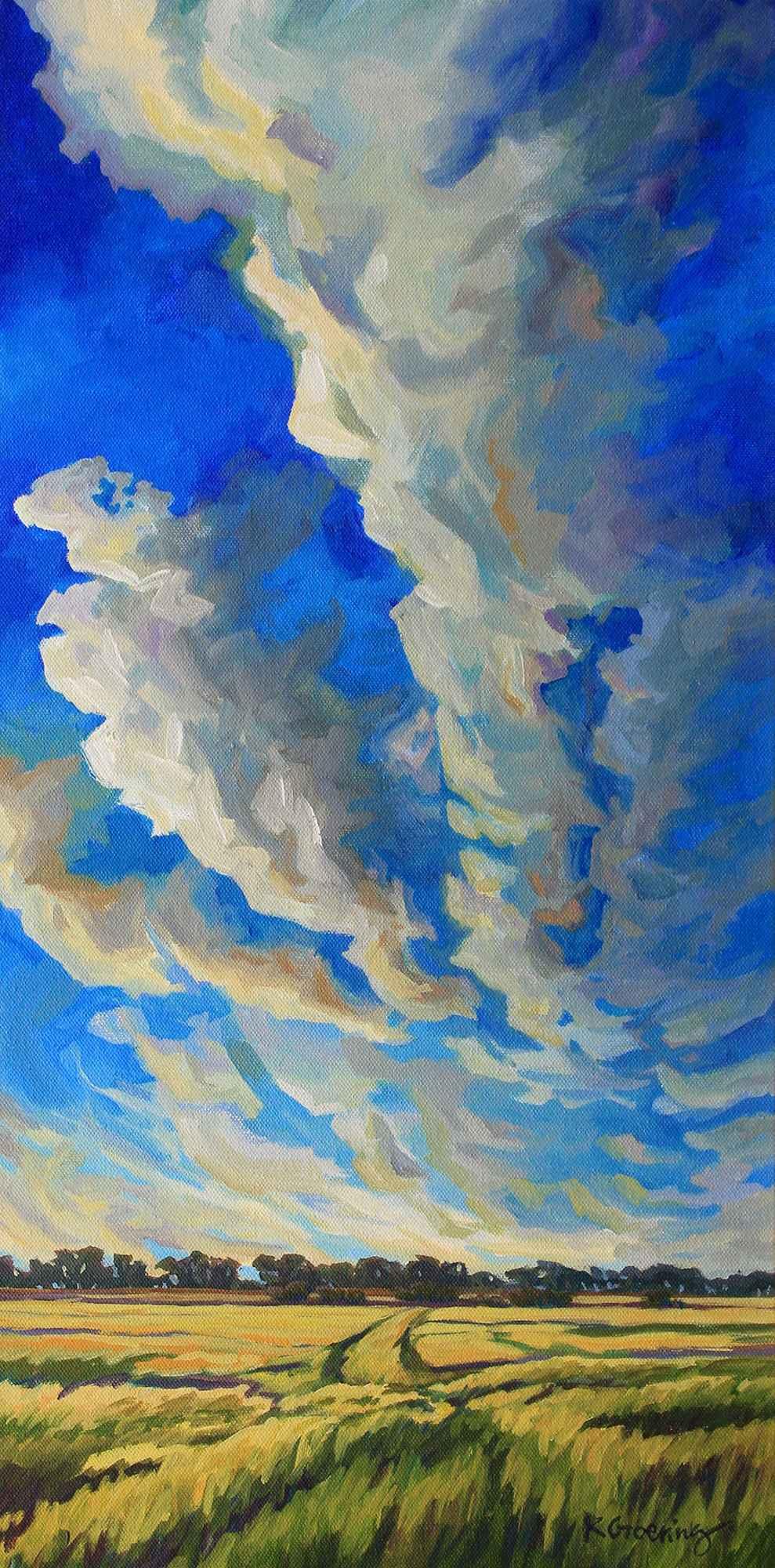 Near Home by  Kristin Goering - Masterpiece Online