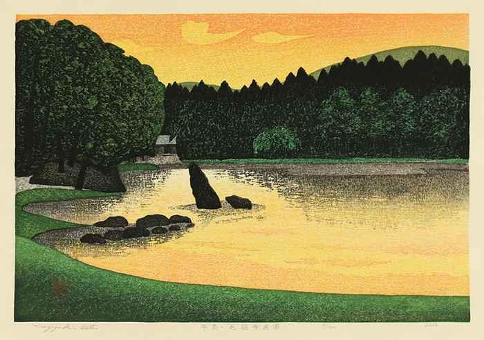 Hiraizumi, Moutsuji G... by  Kazuyuki Otsu - Masterpiece Online
