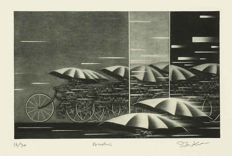 Windows by  Shigeki Kuroda - Masterpiece Online