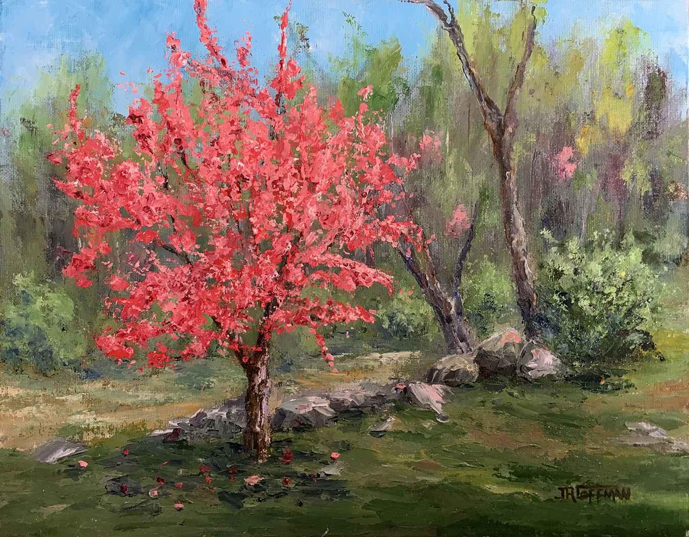 Flint Hills Pink by  Jim Coffman - Masterpiece Online
