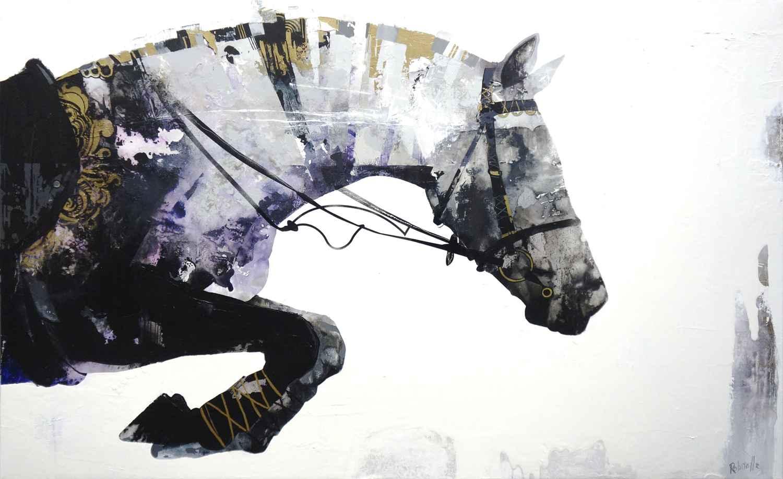 La fuite d'Onyx by  Eric Robitaille - Masterpiece Online