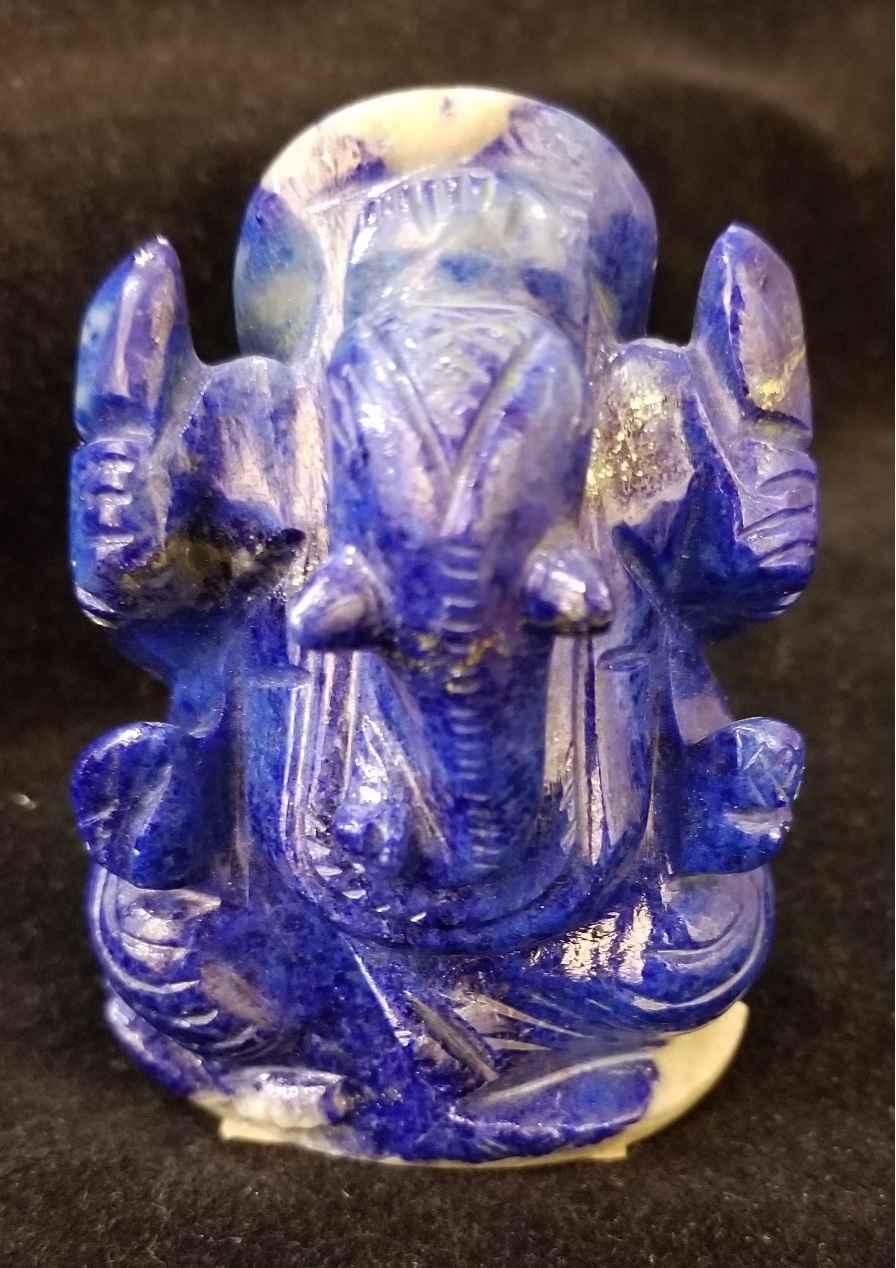 Lapis Ganesh by   Starborn - Masterpiece Online