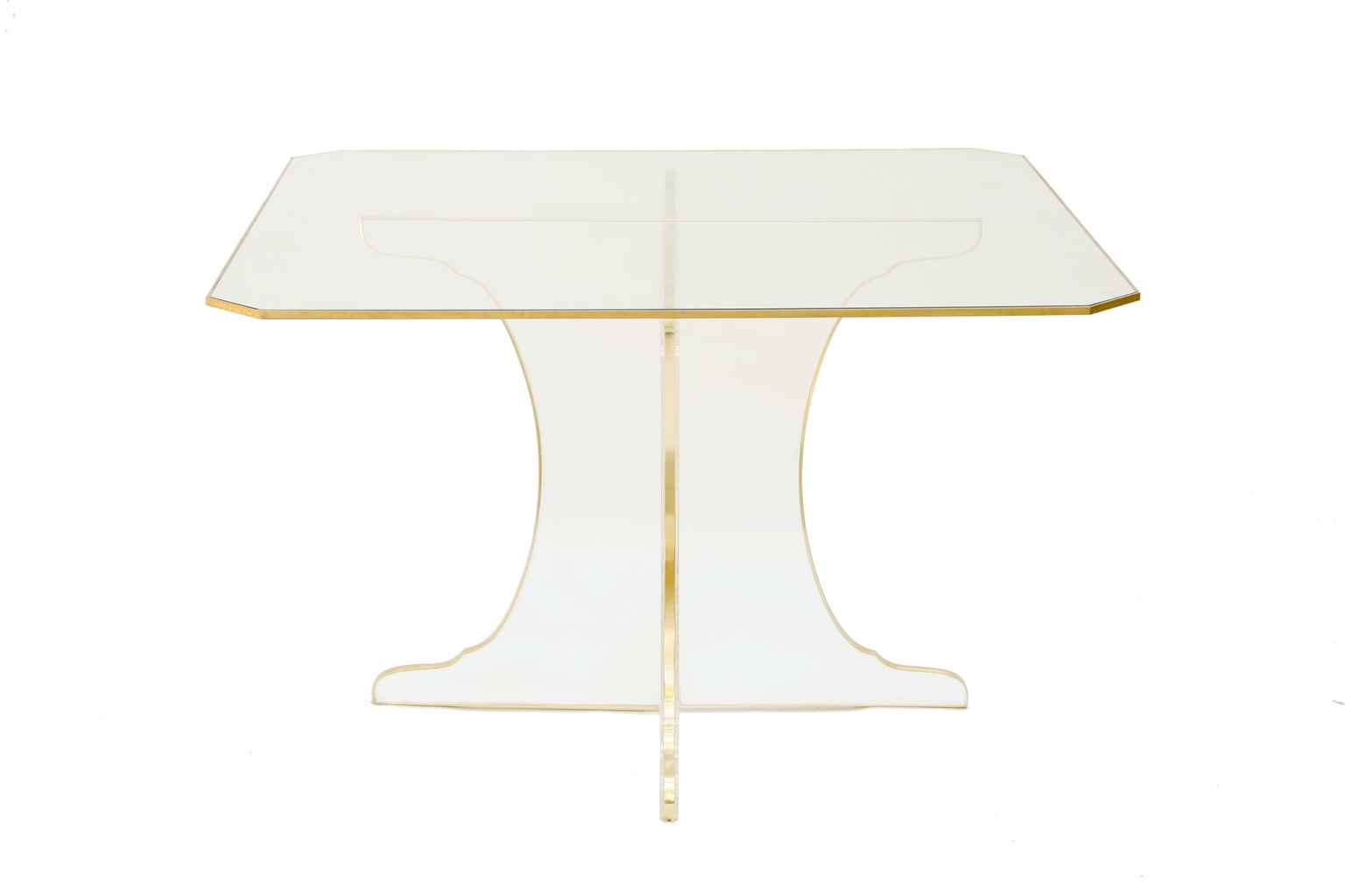 Dining Table on Lucit... by  American  - Masterpiece Online