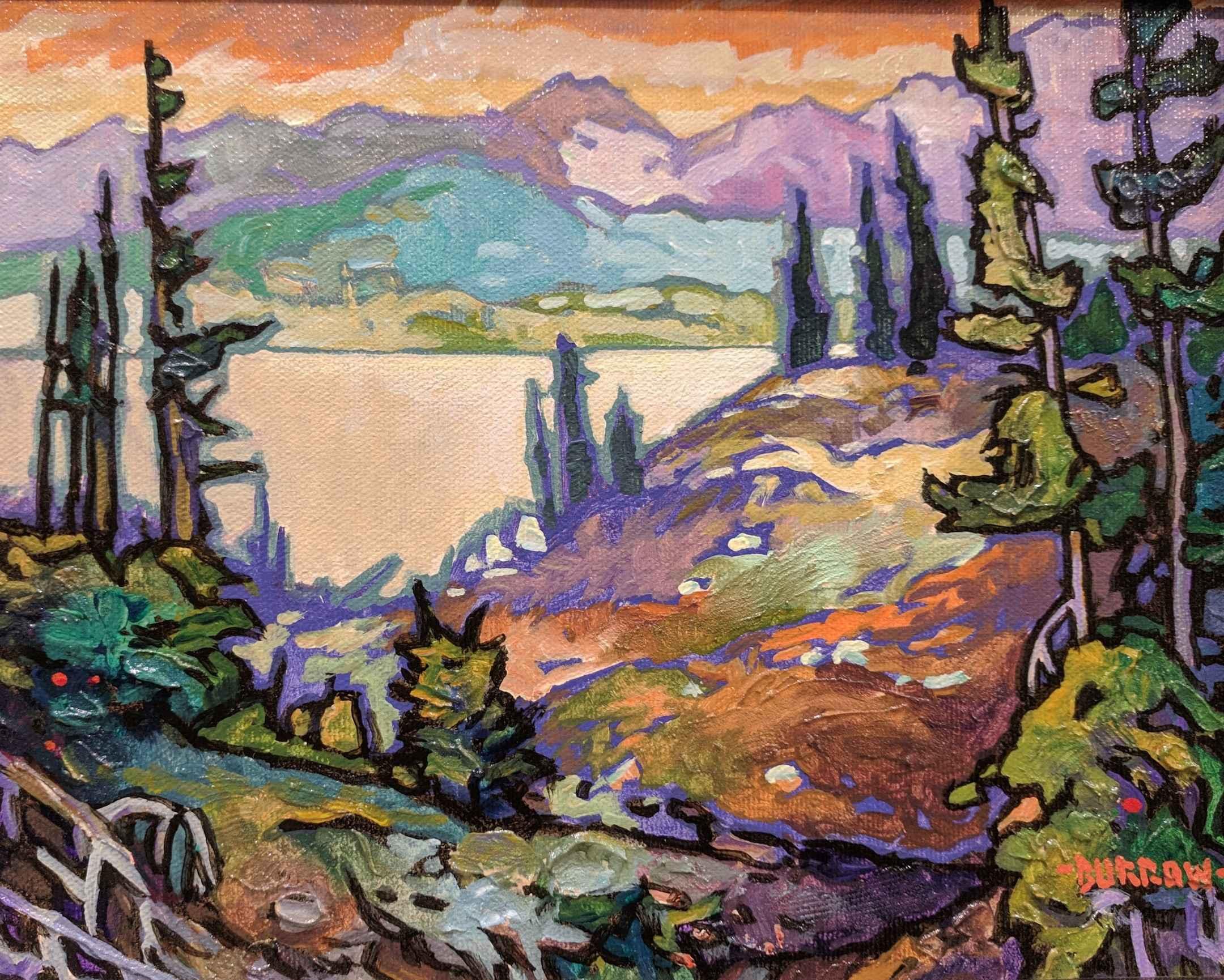 Wild & Vast Jasper by Mr John Burrow - Masterpiece Online