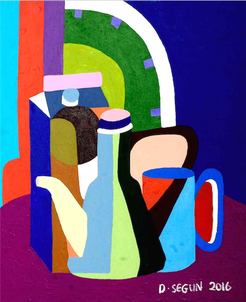 Tea making by Miss Deborah Segun - Masterpiece Online