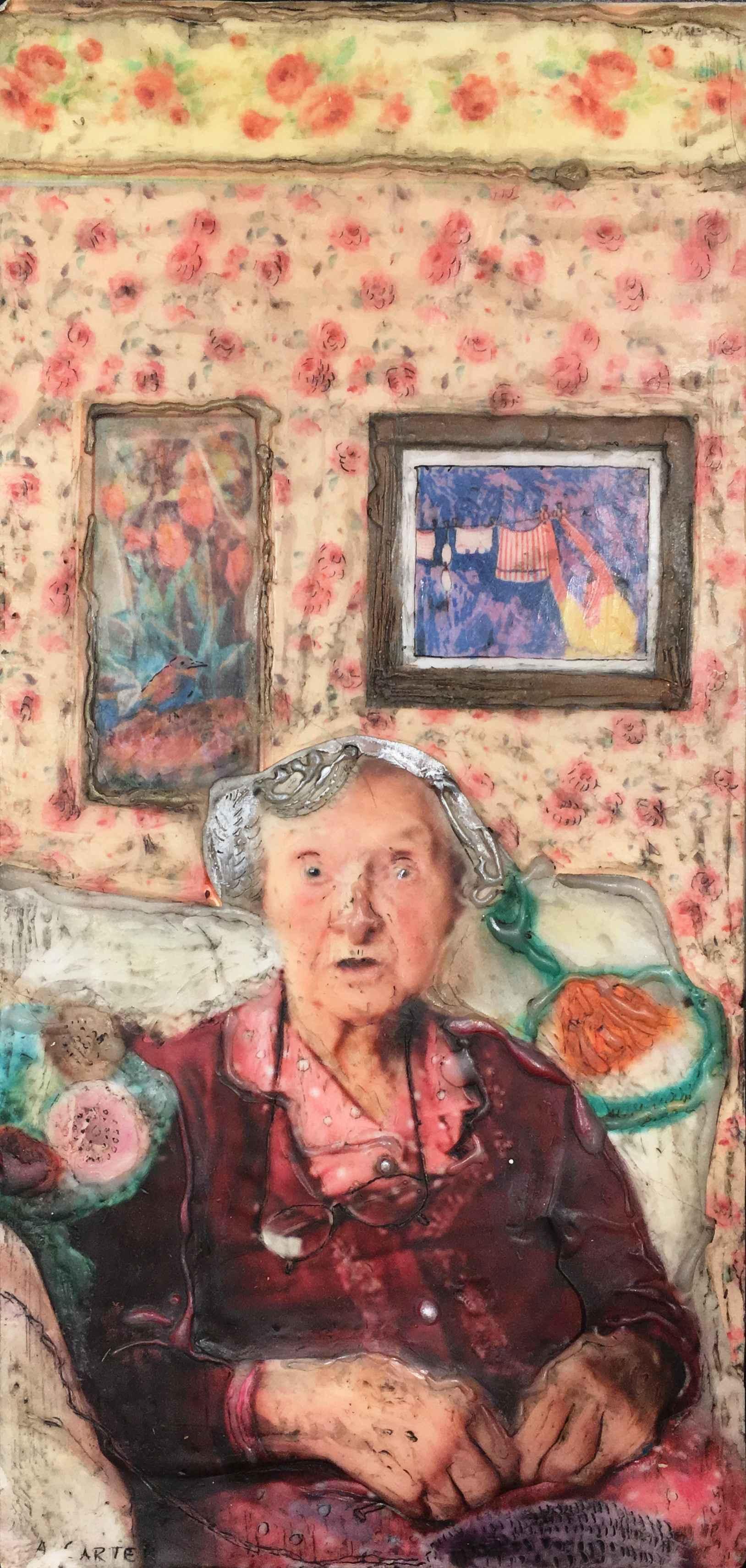 Ethel Explains Her Te... by  Ann L. Carter - Masterpiece Online