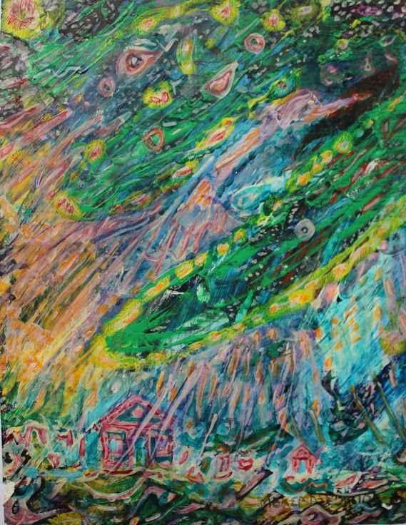 A Good Breeze 2 by  Makemba Kunle - Masterpiece Online