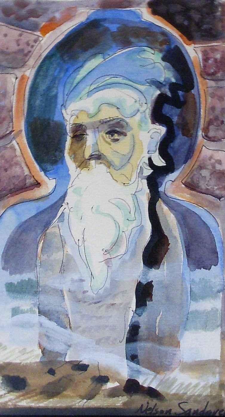 Title Unknown (old ma... by  Nelson Sandgren - Masterpiece Online