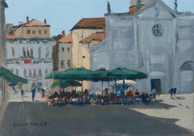 Campo Santa Maria For... by  Colin Joyce - Masterpiece Online