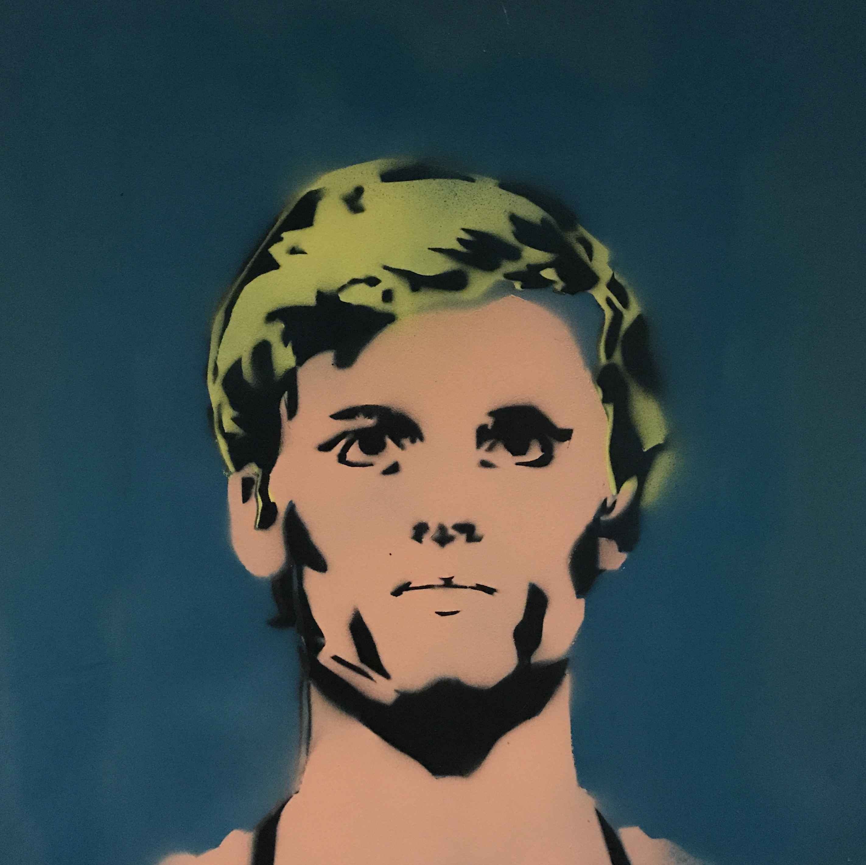 Self Portrait by  Emmet Towey - Masterpiece Online