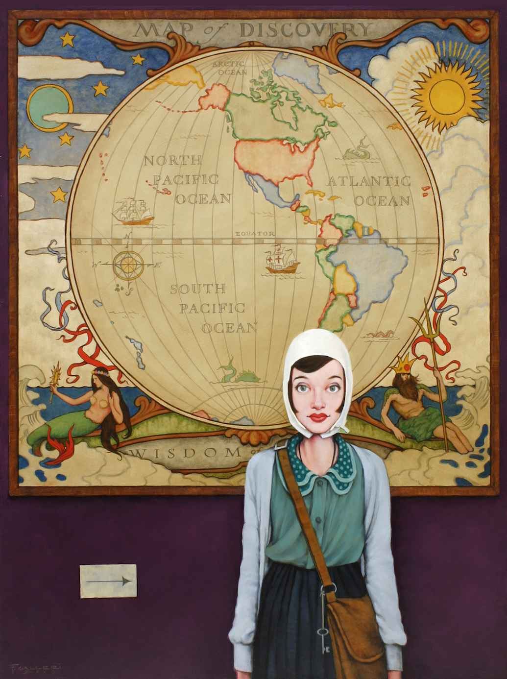 Ebb and Flow by Mr. Fred Calleri - Masterpiece Online