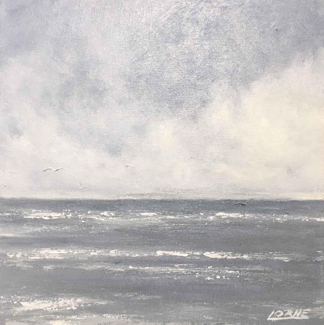 Espresso On the Bay IV by Mr. Lorne McDermott - Masterpiece Online
